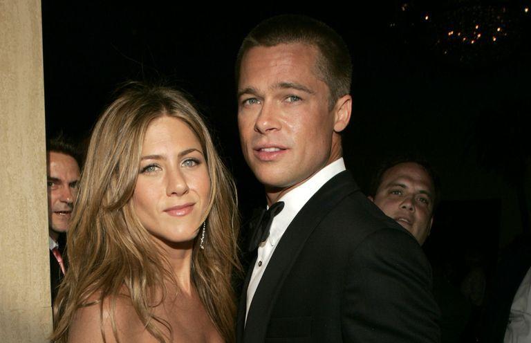 "Brad Pitt and Jennifer Aniston Will ""Always Remain Friends"""