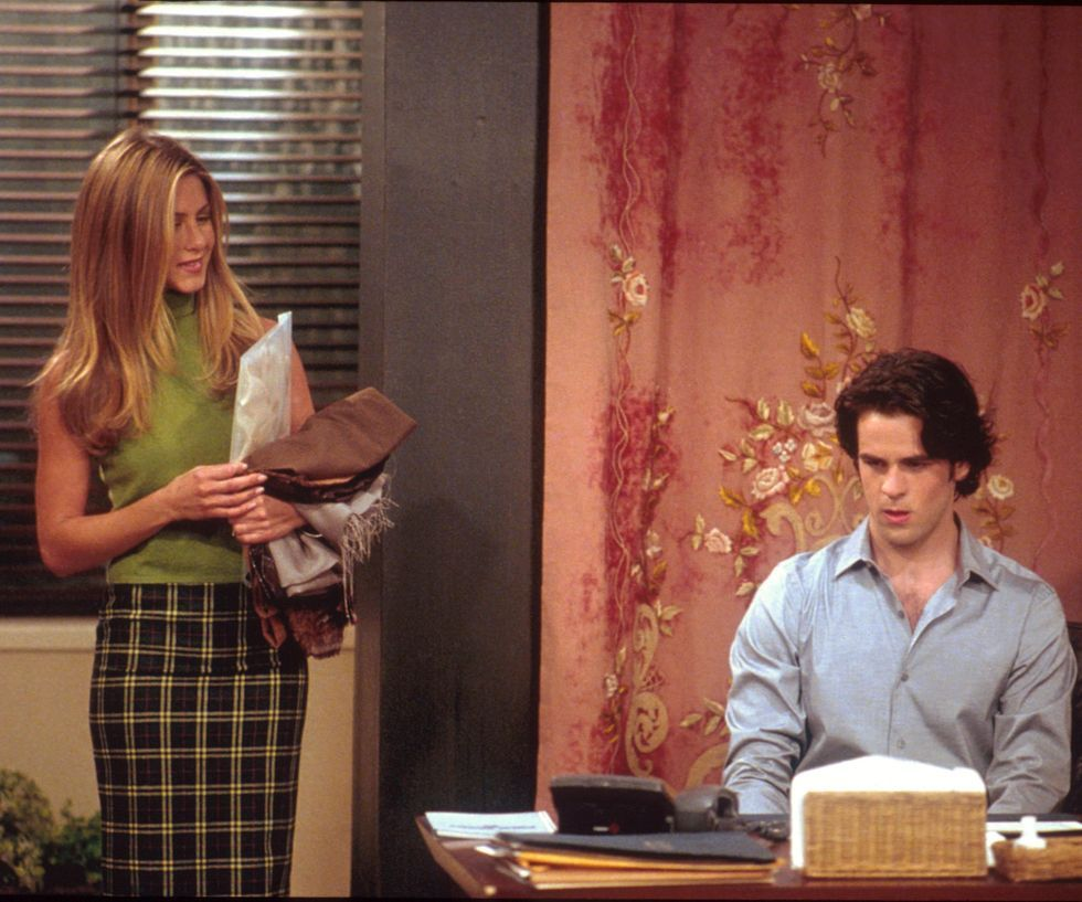 Ralph Lauren is releasing a Rachel Green collection