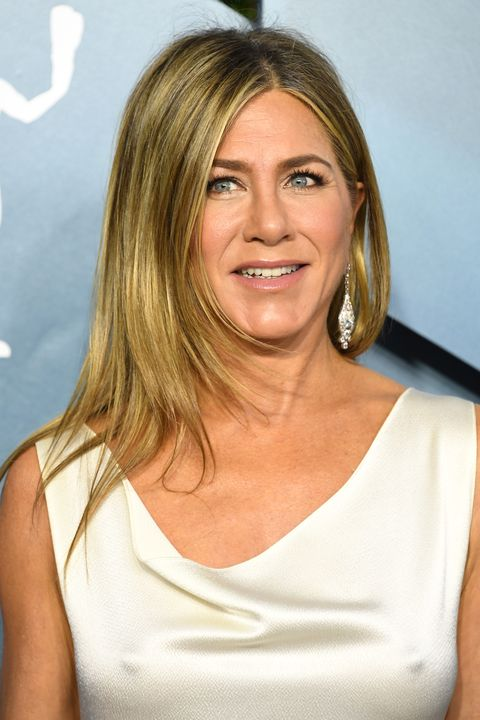 jennifer aniston   hairstyles for thin hair