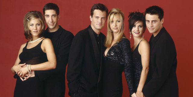 We're Getting Another 'Friends' Reunion