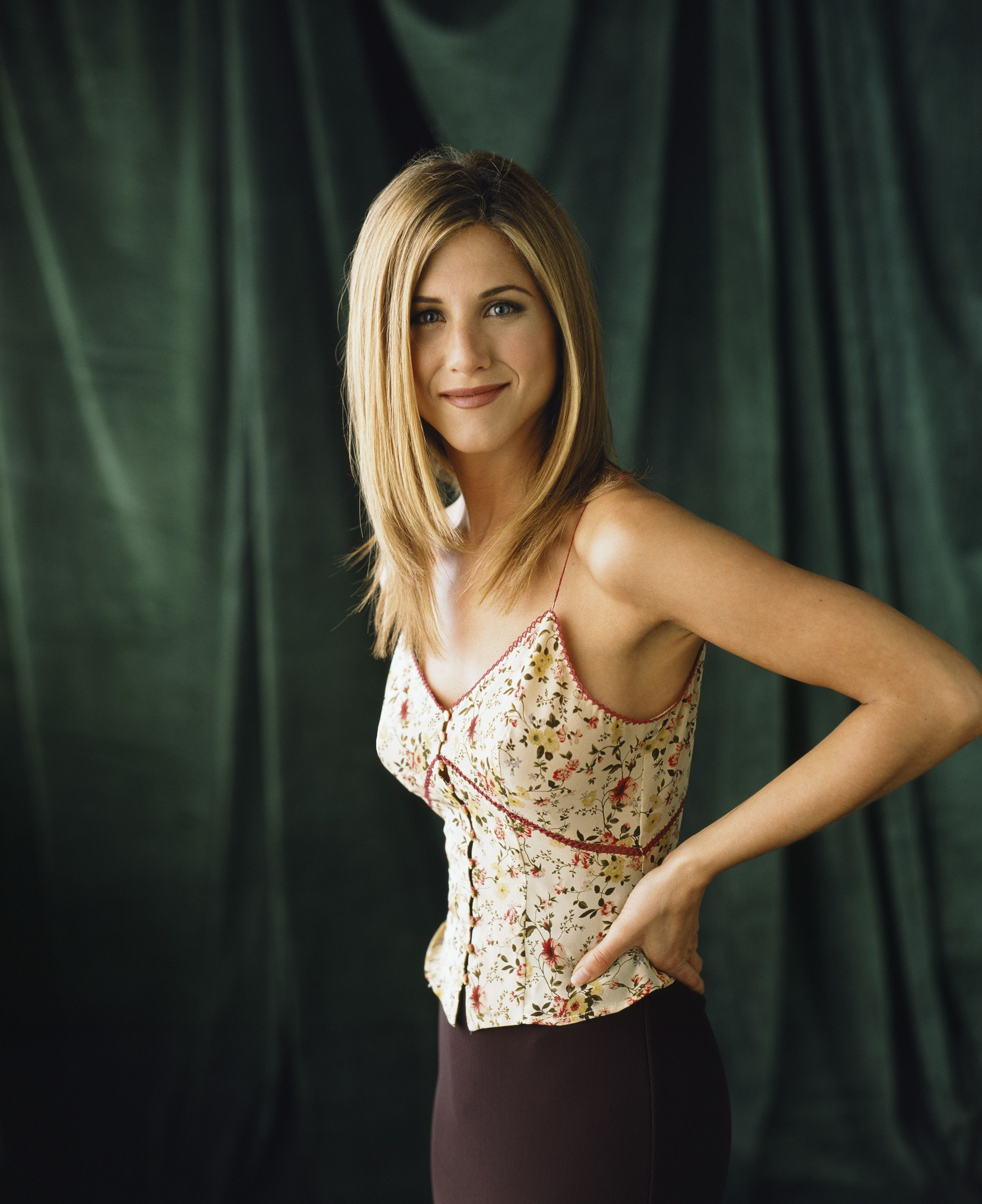 Friends star Jennifer Aniston explains why a movie never happened