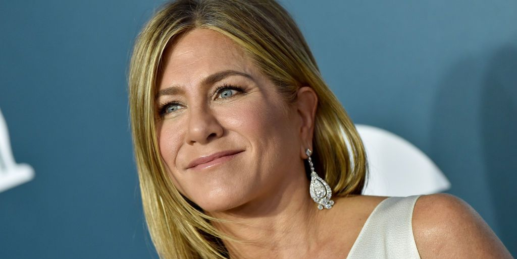 Jennifer Aniston, 51, Works Out At 3 A.M.