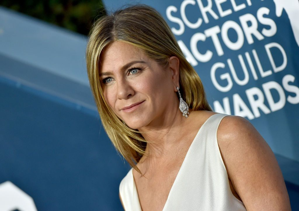 Jennifer Aniston's Life In Photos