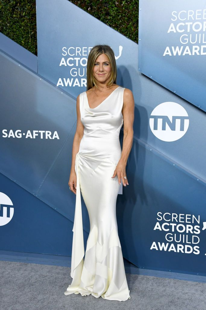"Jennifer Aniston Describes Rumors of Her and Brad Pitt's Reunion as ""Hilarious"""