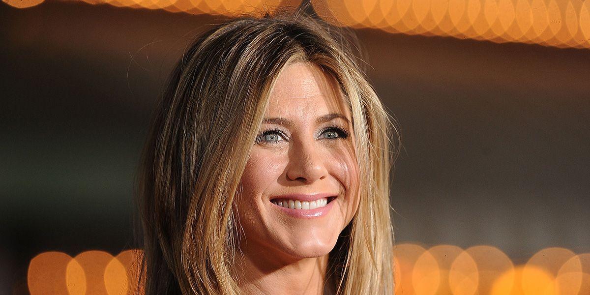 Jennifer Aniston capelli