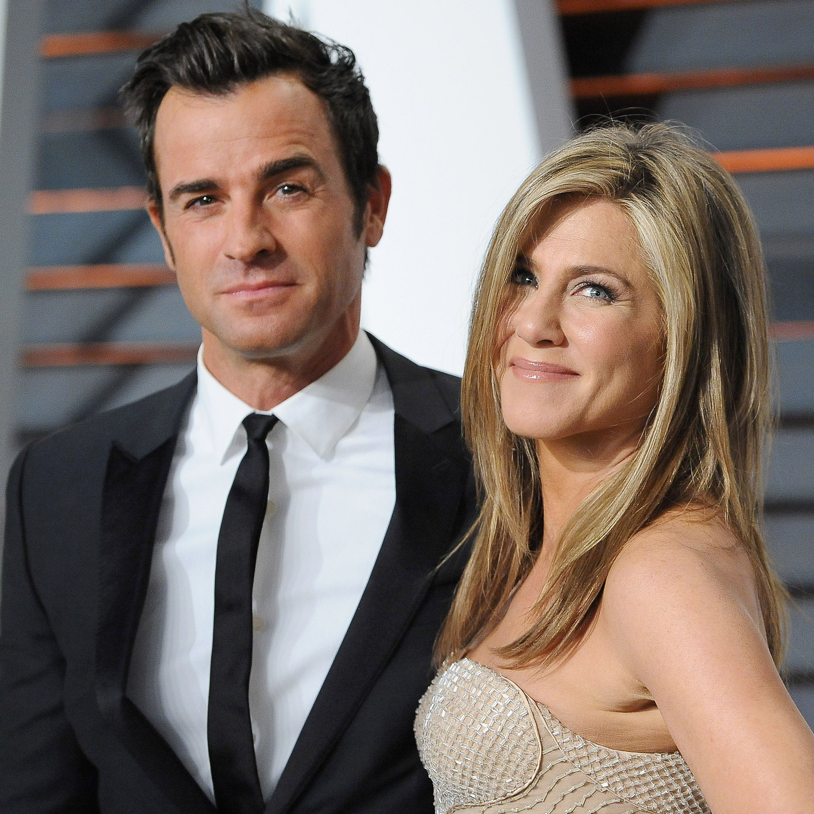 Jennifer aniston dating timeline after divorce