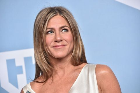 jennifer aniston adopts rescue puppy lord chesterfield