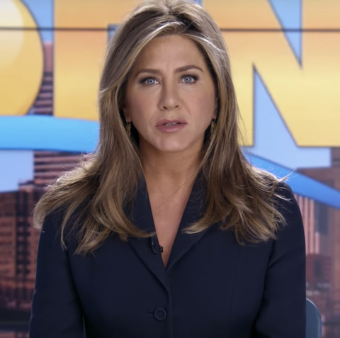 Jennifer Aniston in The Morning Show trailer