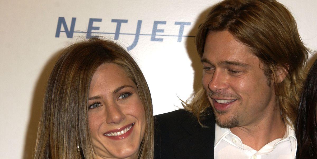 Jennifer Aniston y Brad Pitt reunidos de nuevo: primera imagen del reencuentro (virtual)