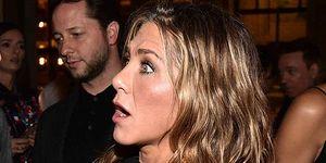 Jennifer Aniston, el horror de la semana