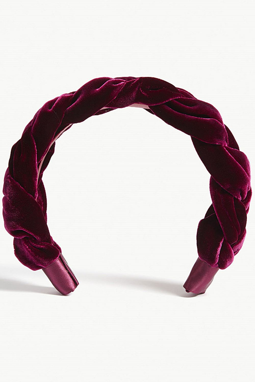Jennifer Behr velvent headband
