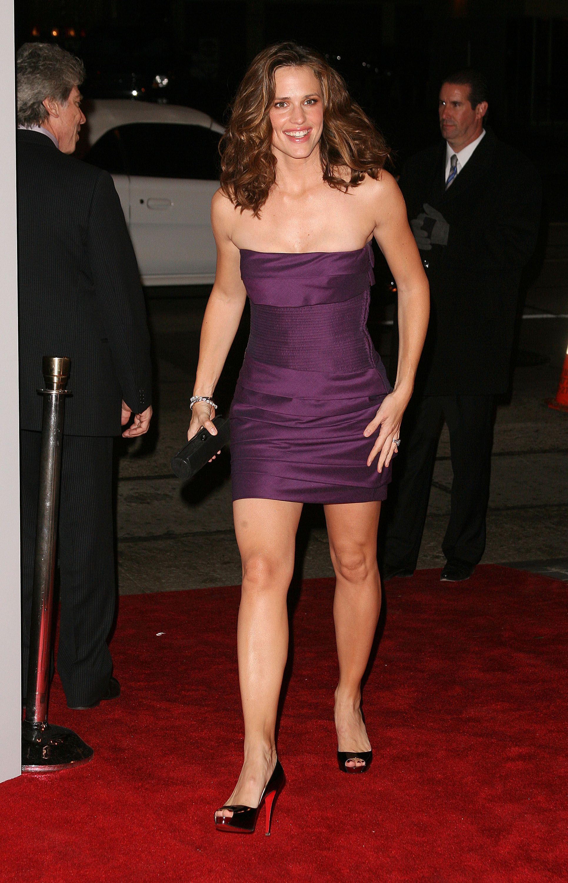 November 29, 2006 In Versace at the GQ Man of the Year Awards in Los Angeles, California.
