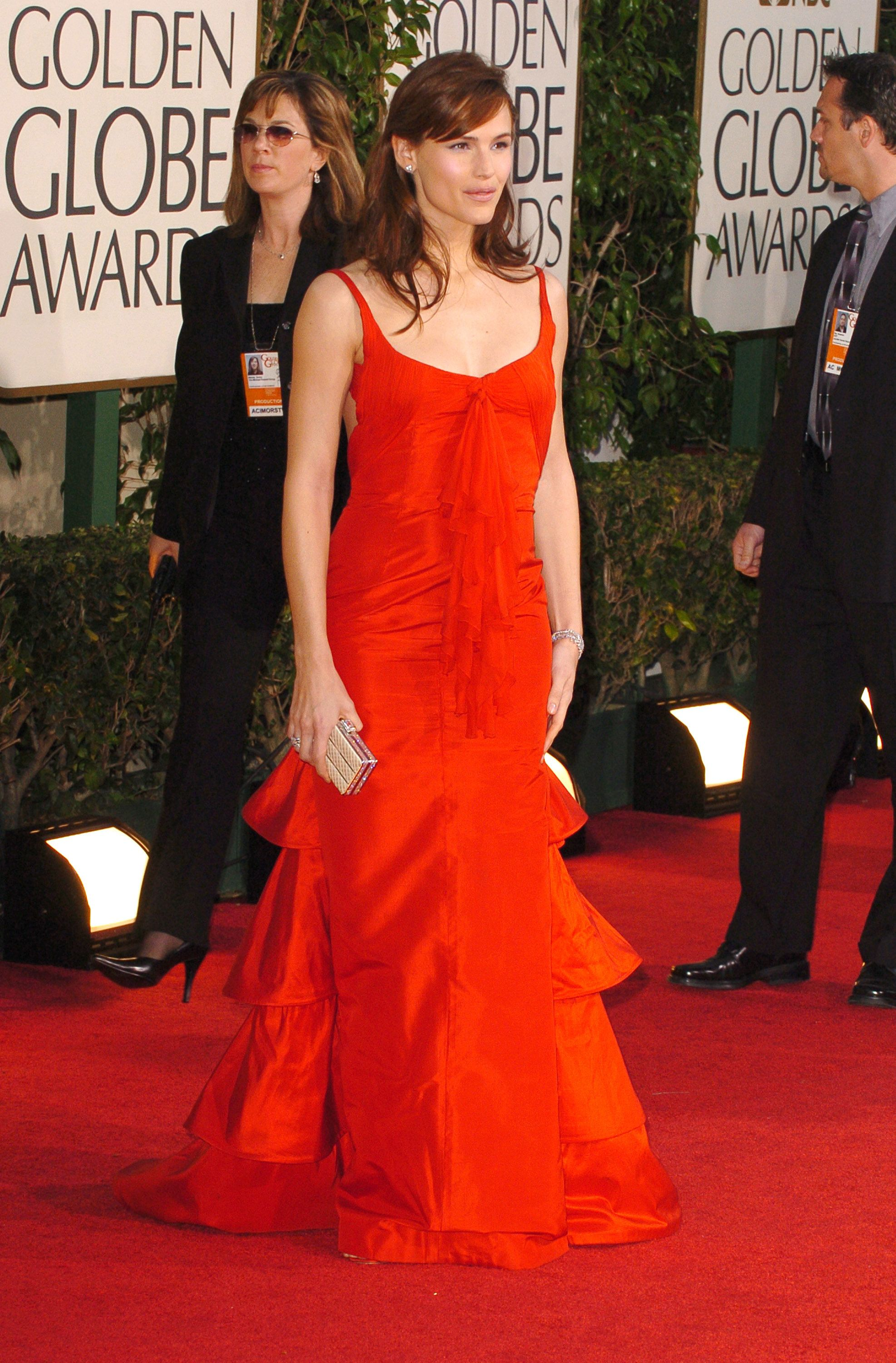 January 16, 2005 At the 62nd Annual Golden Globe Awards in Los Angeles.