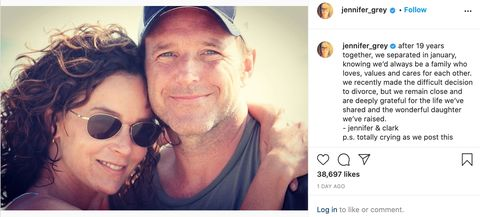 Clark Gregg and Jennifer Gray are different after 19 years