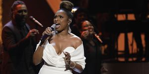 jennifer hudson aretha franklin tribute