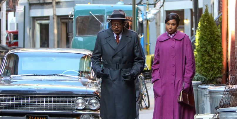 You have to see Jennifer Hudson in the trailer for the new Aretha Franklin film