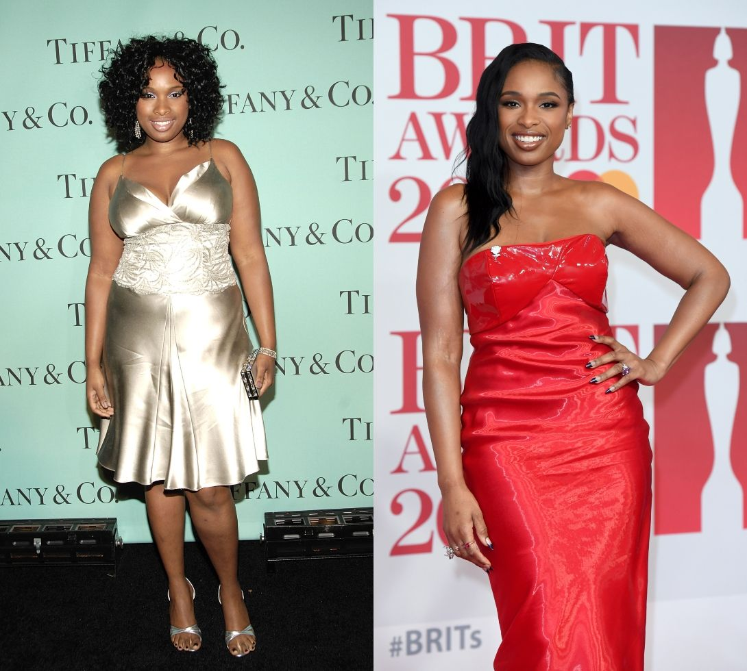 34 Celebrity Weight Loss Transformations With Before-After