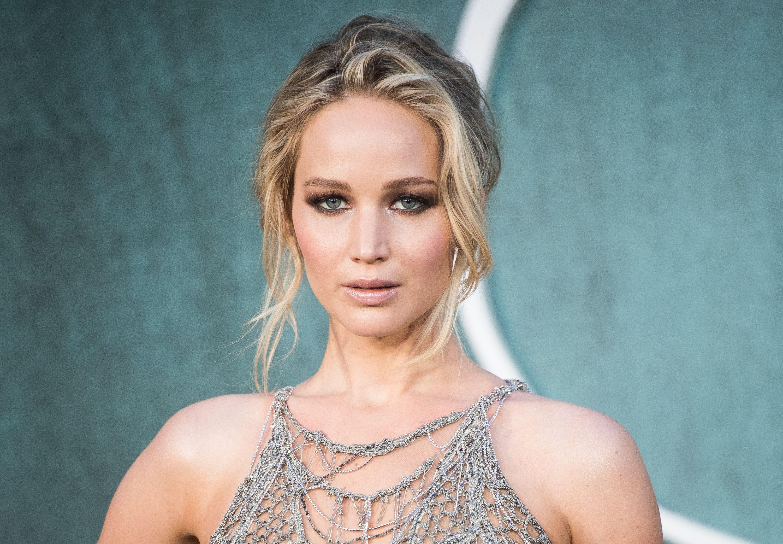 Jennifer Lawrence foundation