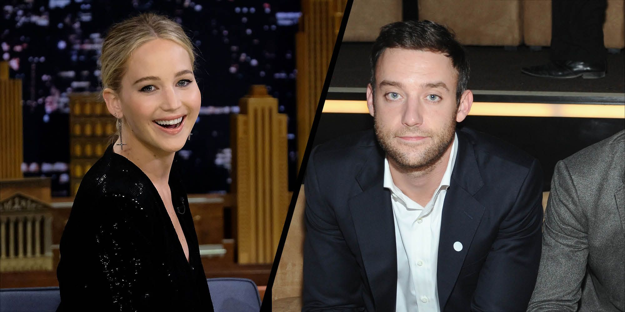 Jennifer Lawrence might have just got married