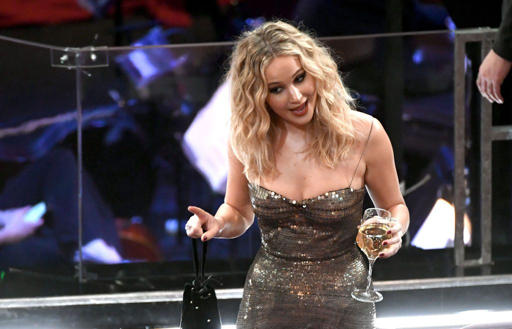 Jennifer Lawrence Shares Her Quarantine Drinking Habits With Amy Schumer And It's A Whole Vibe