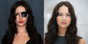 This Jennifer Lawrence lookalike is uncanny