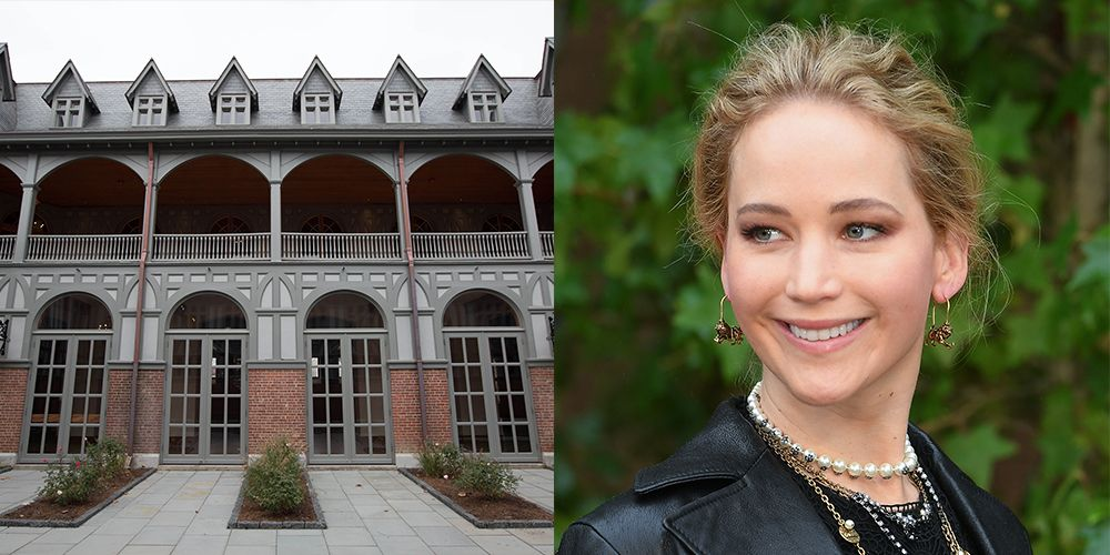 Inside Jennifer Lawrence and Cooke Maroney's Luxurious Newport Wedding