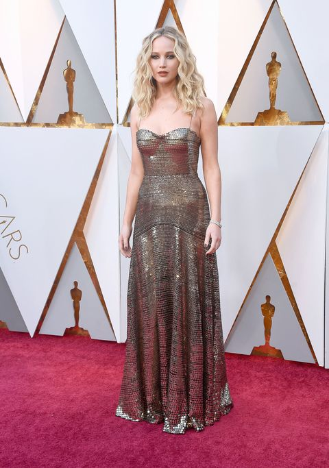 Oscars 2018: Jennifer Lawrence