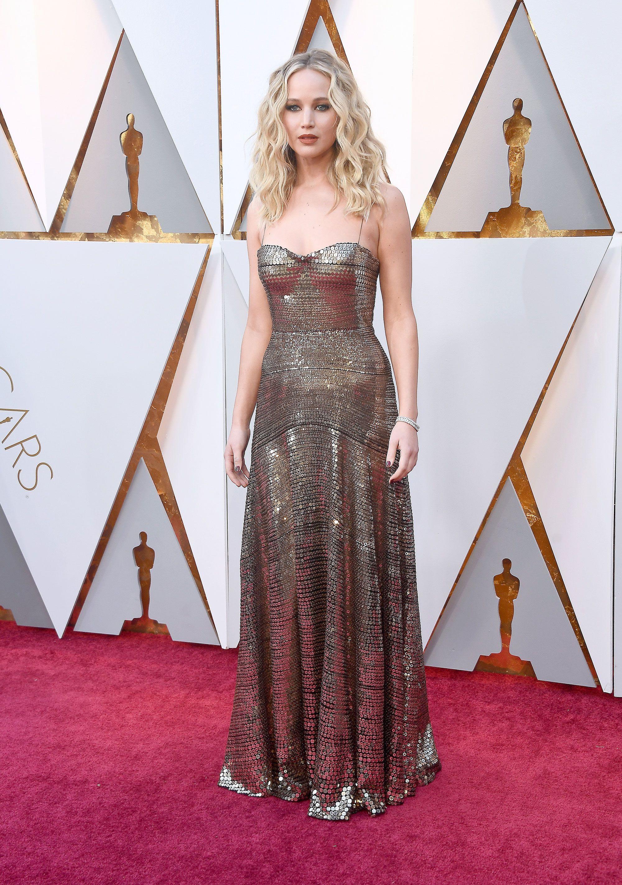 Oscars: Jennifer Lawrence