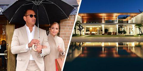 Alex Rodriguez and Jennifer Lopez Dating, Vacation Together - Casa de Campo