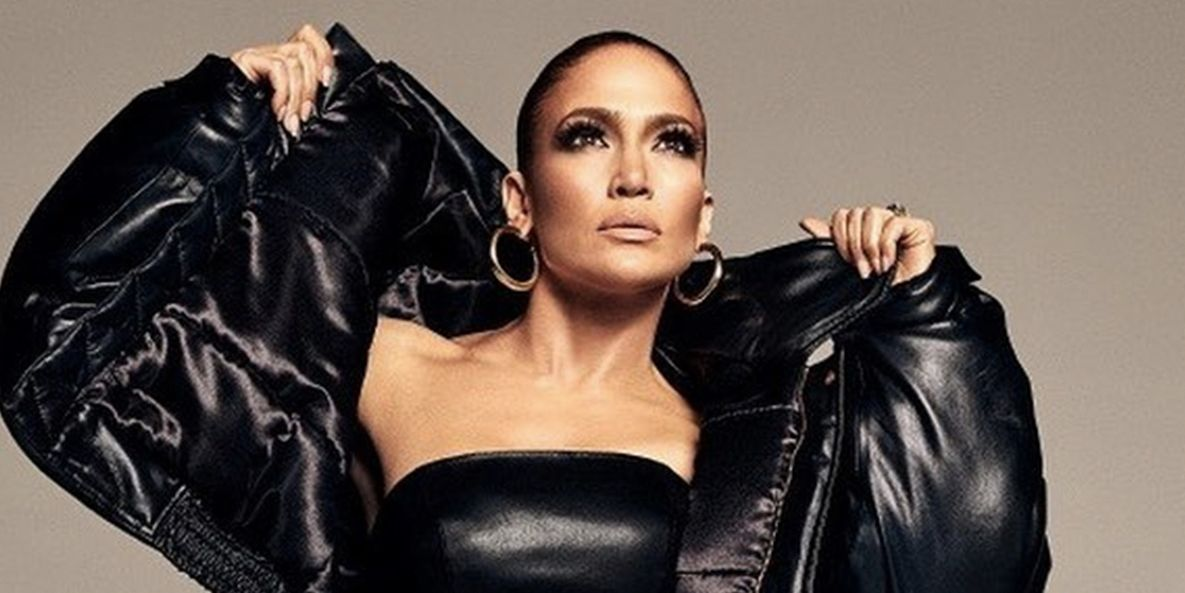 Sheer  Jennifer Lopez. Picture: Getty Images