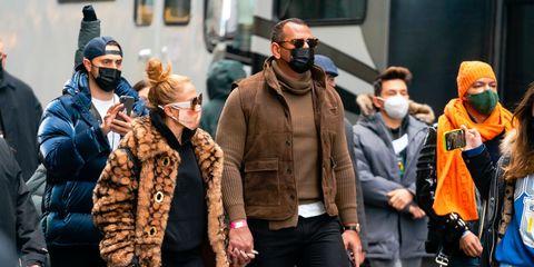celebrity sightings in new york city