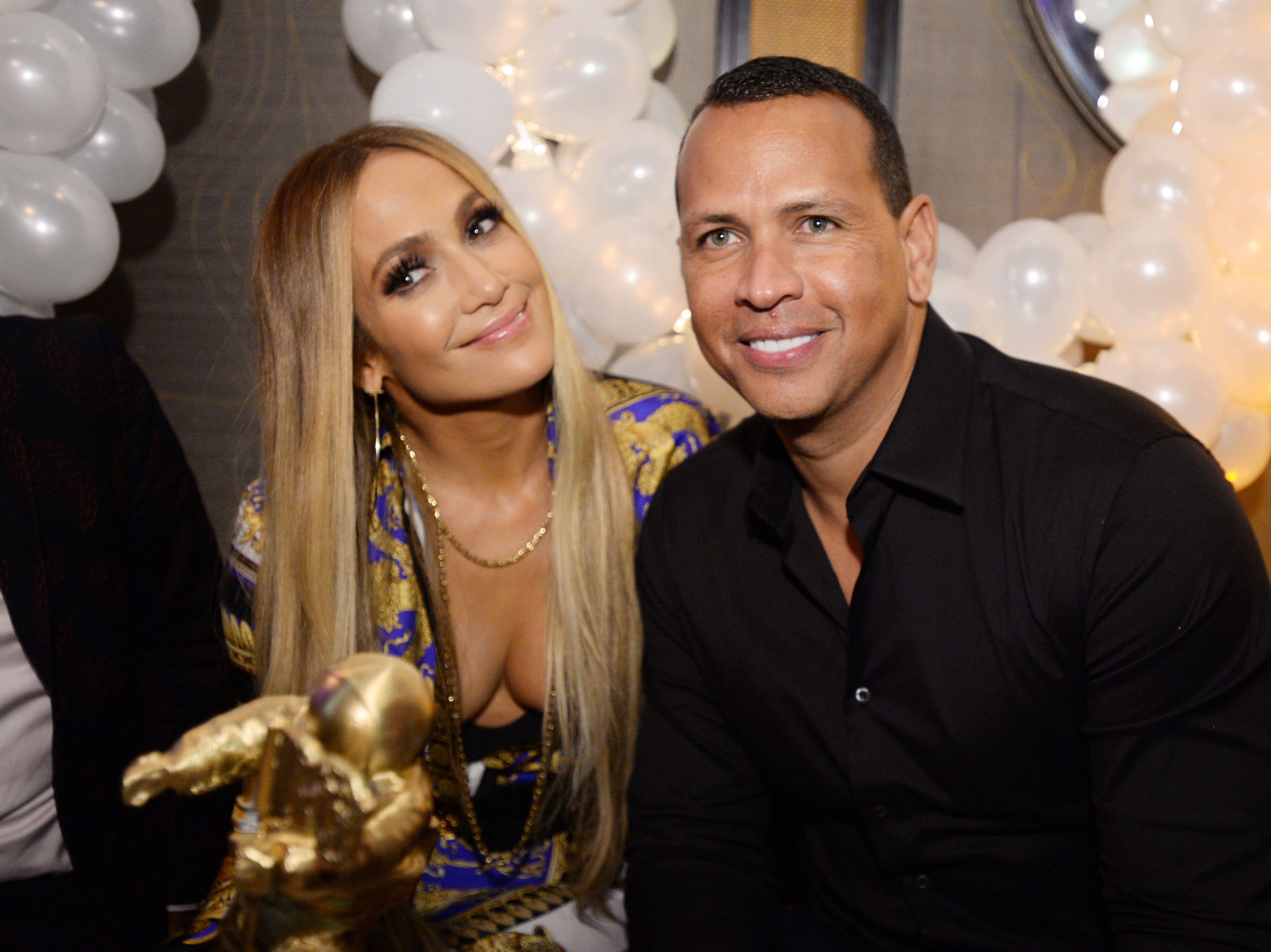 48416906e Jennifer Lopez Posts Alex Rodriguez 2-Year Dating Anniversary Tribute on  Instagram
