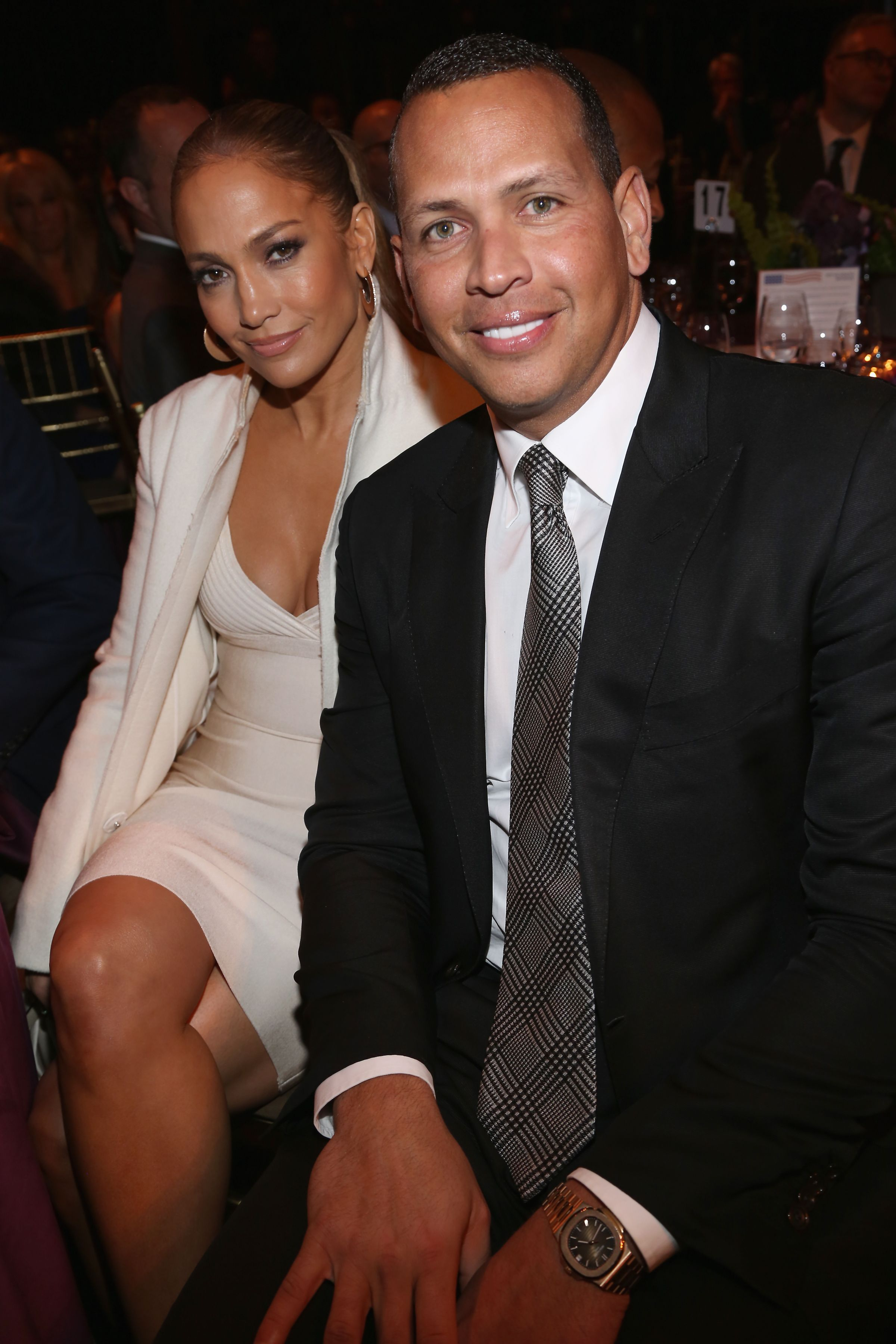 Alex Rodriguez S Reaction To Sitting Next To Jennifer Lopez S Ex