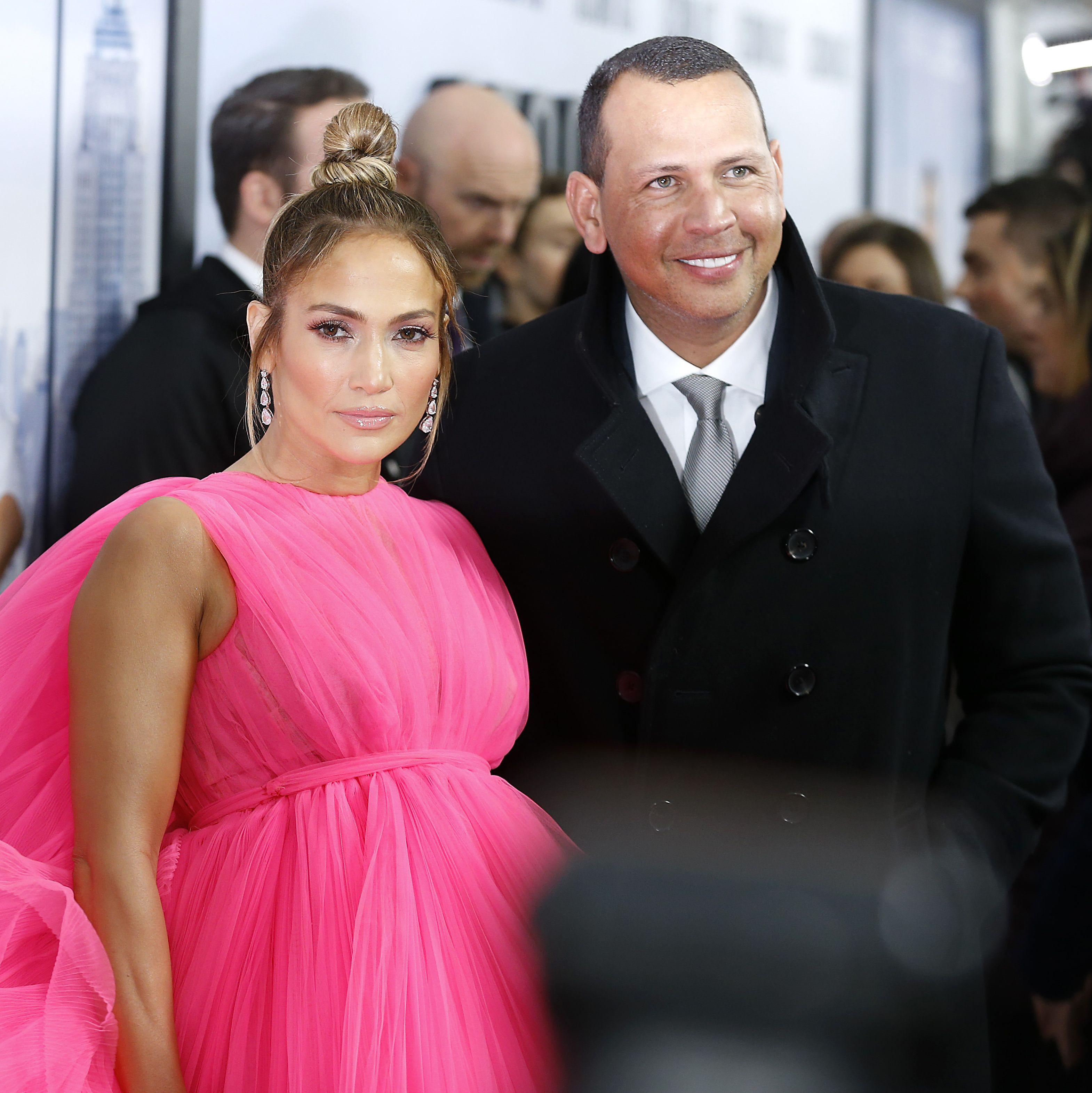 Jennifer Lopez & Alex Rodriguez's Valentines Day Involved Dirty Dancing
