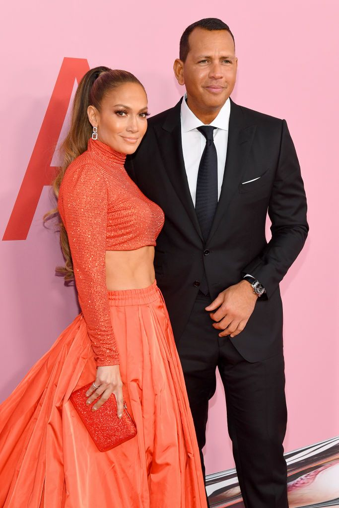 Alex Rodriguez Just Got Jennifer Lopez the Most Insane Stripper-Themed Caked to Celebrate 'Hustlers'