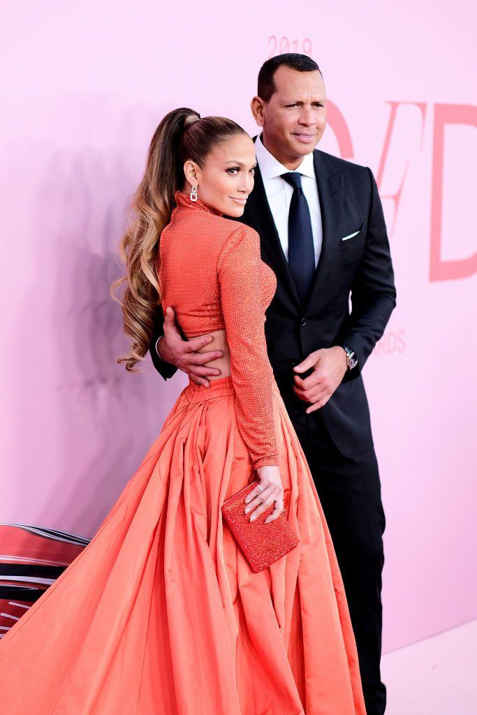 Jennifer Lopez dating lista