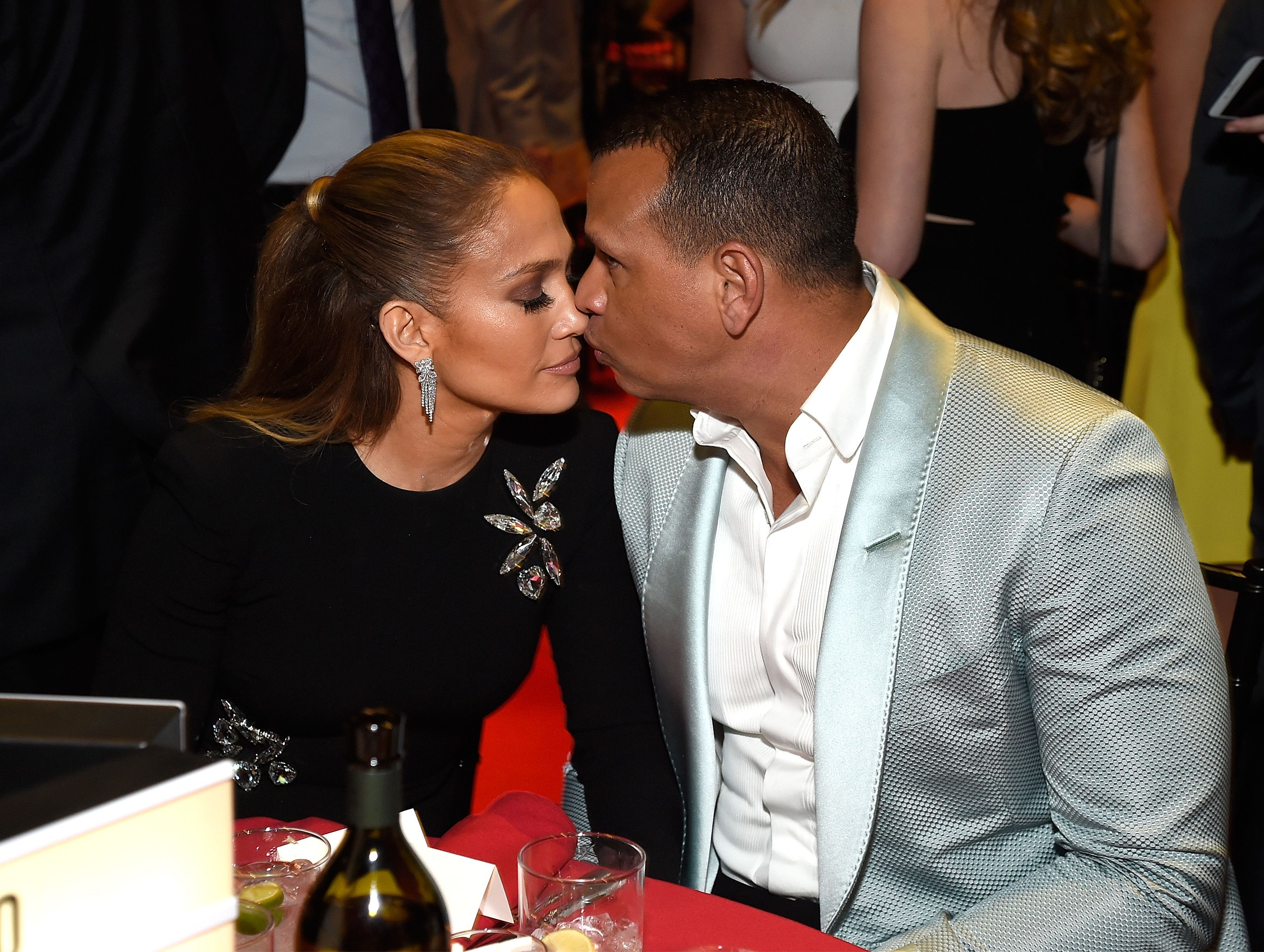 Alex Rodriguez Reacts To J Lo Saying She Wants More Kids