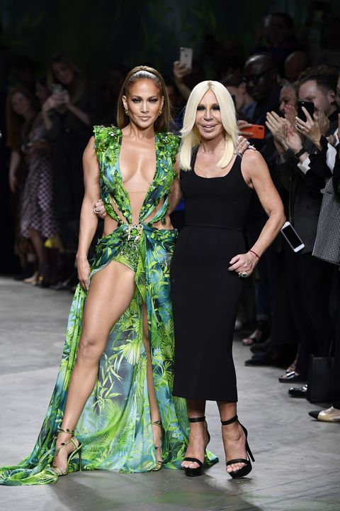 Versace - Runway - Milan Fashion Week Spring / Summer 2020