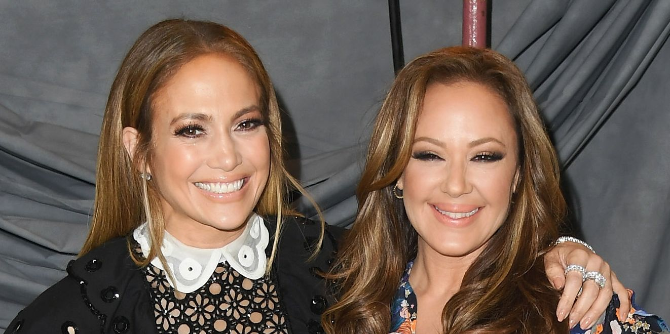 Here's the Sweet Backstory Behind Jennifer Lopez and Leah Remini's Friendship