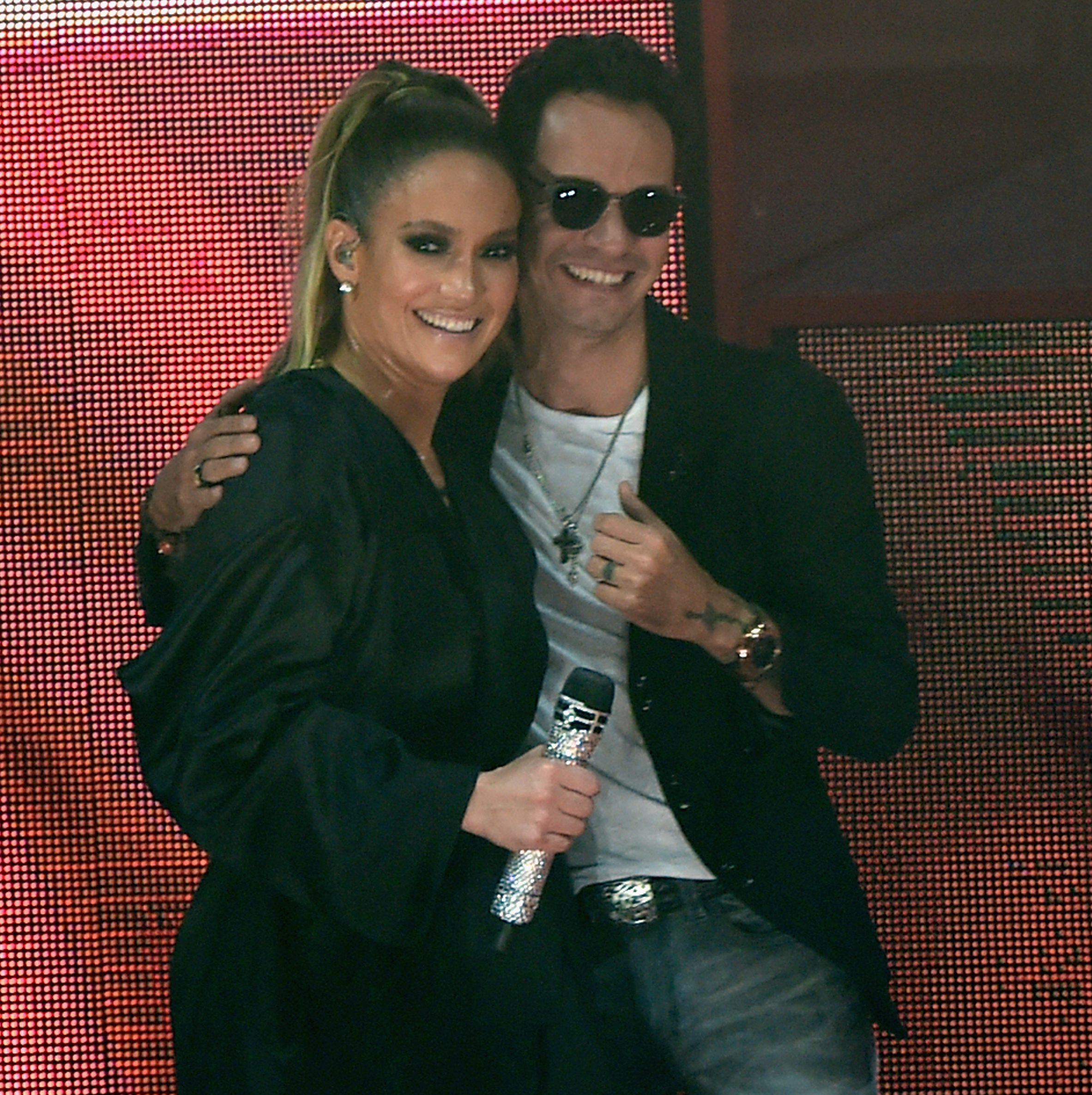 Jennifer Lopez and Marc Anthony When these powerhouse stars got together, it just seemed...right. But after seven years of marriage and two children, the couple decided to call it quits.