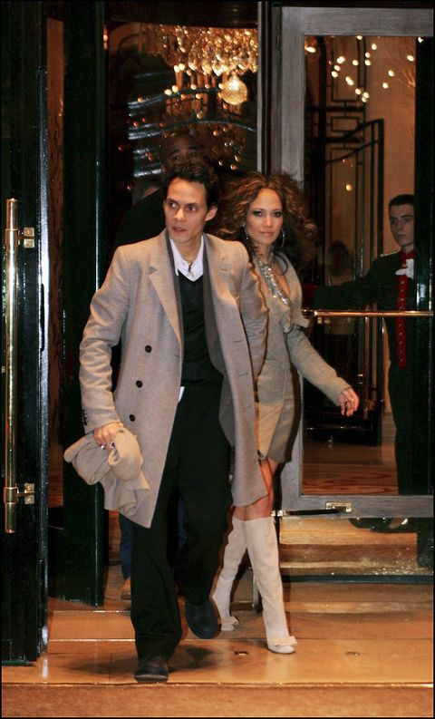 jennifer lopez and marc anthony in paris
