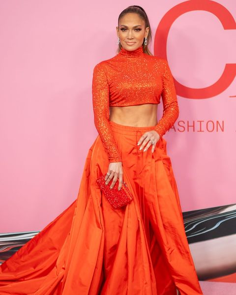 jennifer lopez attends the 2019 cfda fashion awards at the news photo