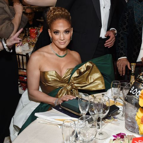 Moët And Chandon At The 77th Annual Golden Globe Awards - Inside