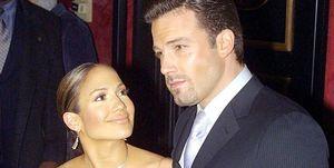 Jennifer Lopez Ben Affleck oscar hustlers