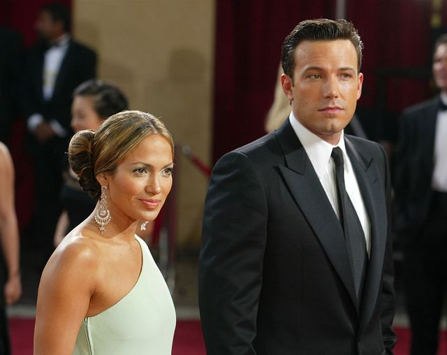 jennifer lopez called ben affleck's back tattoo 'awful' in 2016