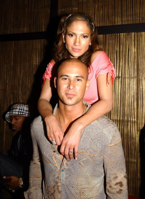 Jennifer Lopez and Stuff Magazine party following MTV's VMA's at Manray in New York City