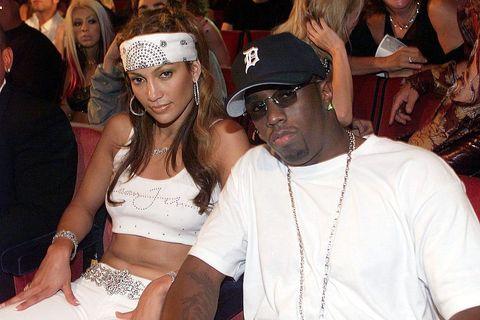 Jennifer Lopez Reunites With Ex-Boyfriend Diddy On Instagram