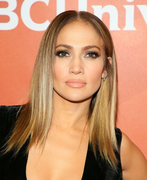 Jennifer Lopez Hair How To Get The Perfect Jennifer Lopez Honey Hair Hue According To Her Colourist