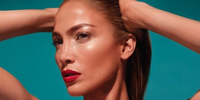 Jennifer Lopez Inglot makeup collection