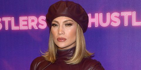 Jennifer Lopez's new long bob